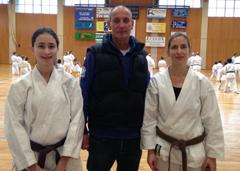 20.02.2016 Prüfung zum 2. und 1. Kyu