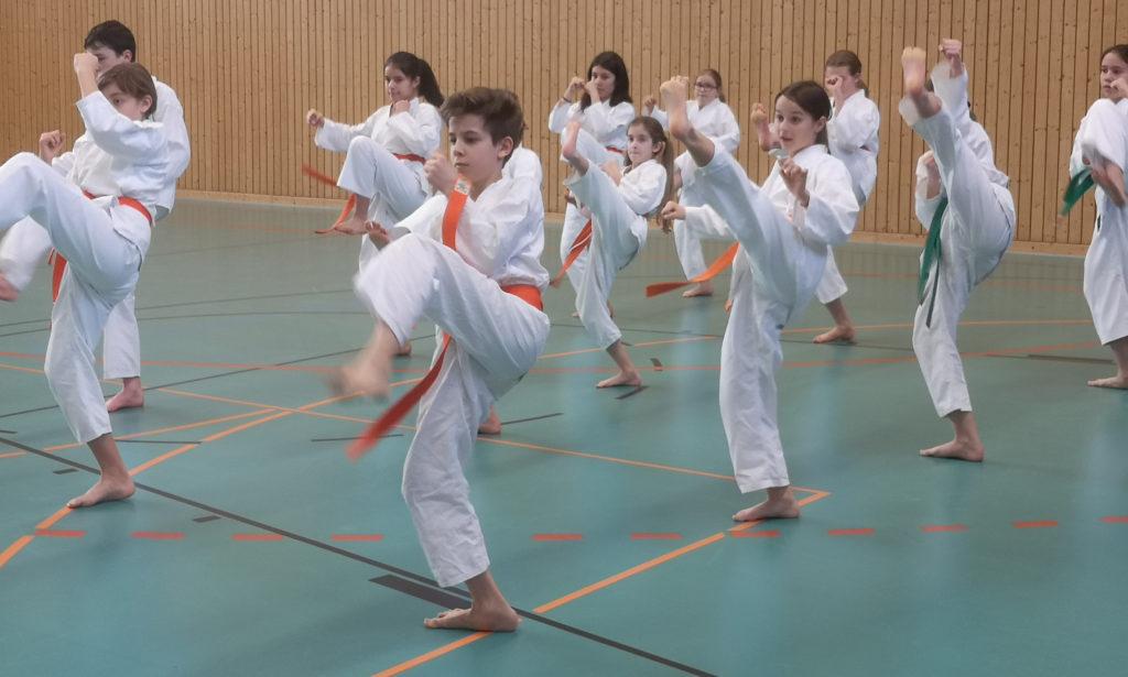Karate Kandel